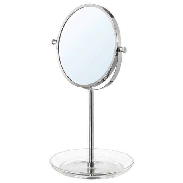 آیینه کروم-بشقابی