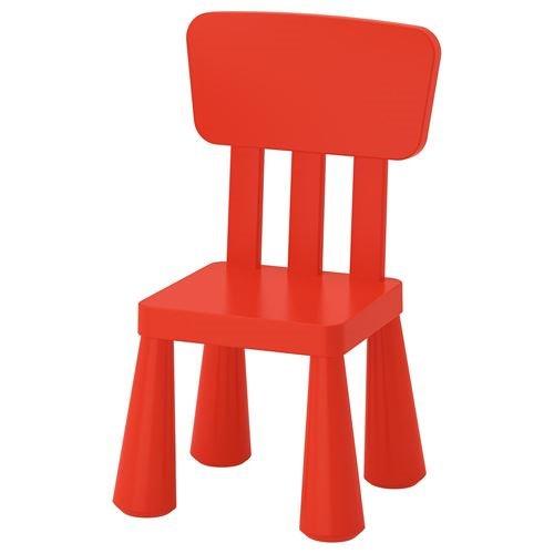 صندلی قرمز ماموت-MAMMUT