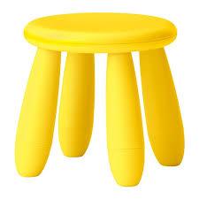 چهارپایه ماموت زرد