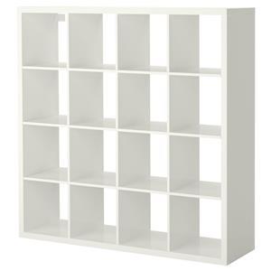 قفسه سفید کالاکس