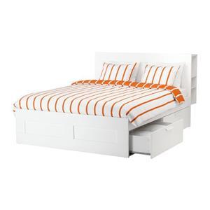 تخت قفسه دار 2 نفره